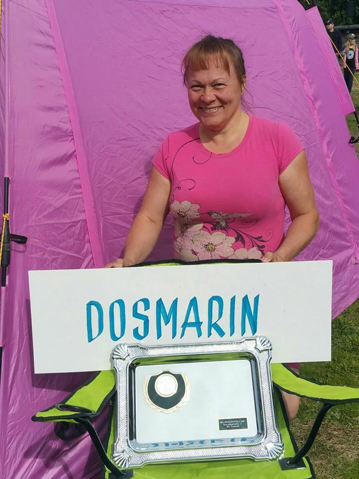 Kennel Dosmarin Kasvattajaryhmän palkinto / pennut